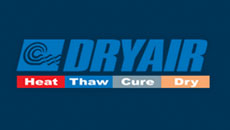 DRYAIR climate control solutions for all your heating, thawing, curing and drying needs at Chicago Contractor's Supply CCS