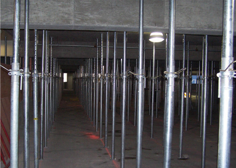 Post shore concrete support shoring systems at Chicago Contractors Supply (CCS)