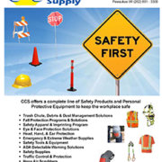 Safety and PPE products for Chicagoland concrete construction crews